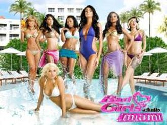 "Bad Girls Club (season 5) - The original seven ""Bad"" Girls of season five (from left to right):"