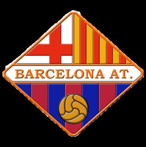 FC Barcelona B - Barcelona Atlètic crest