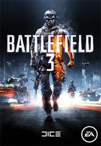 Battlefield 3 - Worldwide cover art