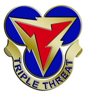 3rd Signal Brigade (United States) - Image: Bdecrest