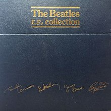 The Beatles EP Collection - Wikipedia