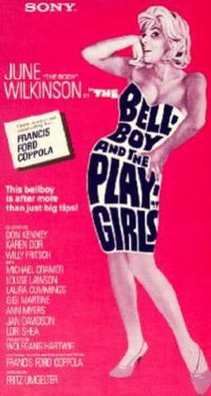 The Bellboy and the Playgirls - Image: Bellboy And Playgirls