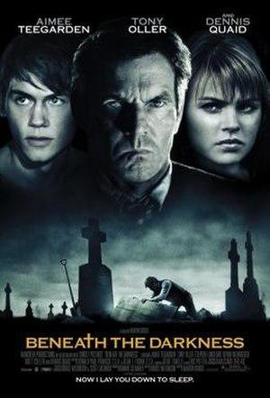 Beneath the Darkness - Film poster