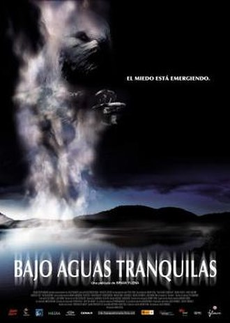 Beneath Still Waters - Spanish theatrical poster