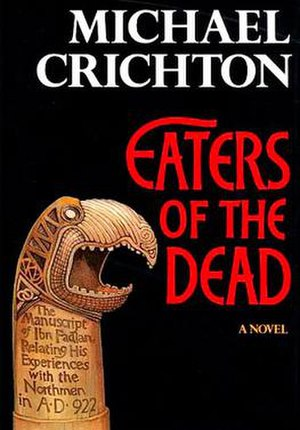 Eaters of the Dead - First edition cover