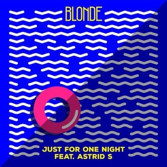 Just for One Night - Image: Blonde Just for One Night