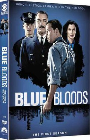 Blue Bloods (season 1) - Image: Blue Bloods S1 DVD