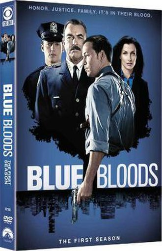 Blue Bloods (season 1) - Image: Blue Bloods S1 DVD