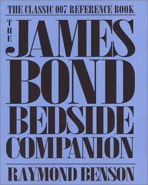 The James Bond Bedside Companion - The James Bond Bedside Companion book cover
