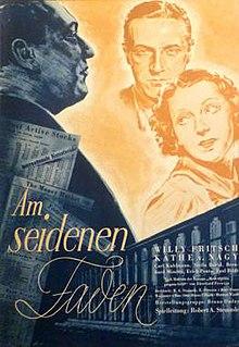 <i>By a Silken Thread</i> 1938 film