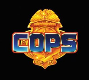 COPS (animated TV series) - Title screen for COPS