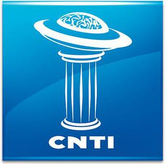 Cyprus Neuroscience and Technology Institute - Image: CNTI logo Blue HR