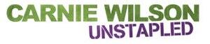 Carnie Wilson: Unstapled - Image: Carnie Wilson Unstapled (logo)