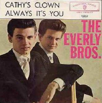 Cathy's Clown - Image: Cathy's Clown