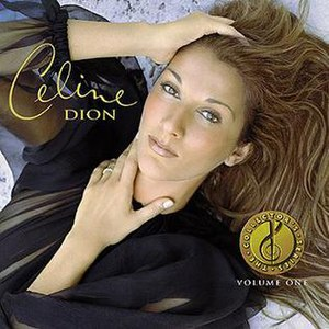 The Collector's Series, Volume One - Image: Celine Dion Collectors Series 1