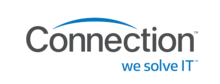 Connection logo, recently updated as of September 8, 2016, associated with the public company, Connection, ticker symbol CNXN.png