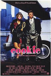 <i>Cookie</i> (film) 1989 American film