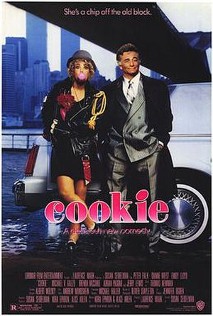 Cookie (film) - Theatrical release poster