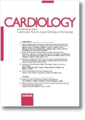 Cardiology (journal) - Image: Cover Issue Cardiology