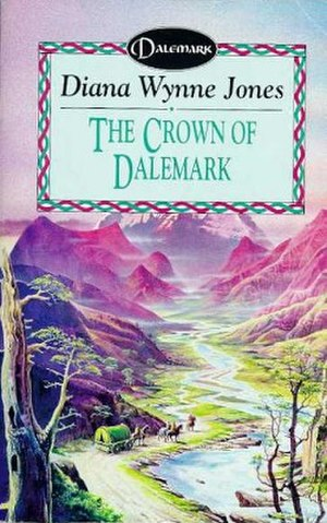 The Crown of Dalemark - First edition