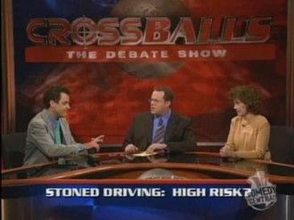 Crossballs: The Debate Show - Image: Crossballs The Debate Show