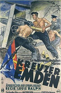 <i>Cruiser Emden</i> 1932 film