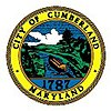 Official seal of Cumberland, Maryland