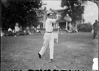 Daniel Sawyer Amateur golfer