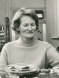 Daphne Oram British composer and electronic musician