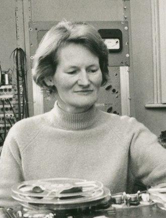 Daphne Oram - Image: Daphne Oram