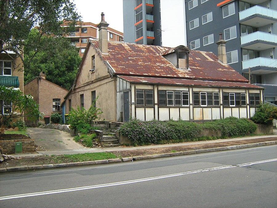Lennox House, Parramatta