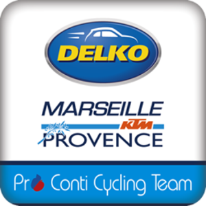 Delko–Marseille Provence KTM - Image: Delko–Marseille Provence KTM logo