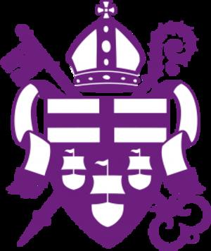 Episcopal Diocese of Virginia - Image: Diocese of Virginia seal