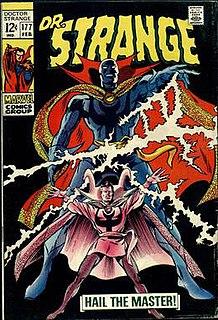 <i>Doctor Strange</i> (comic book) comic book