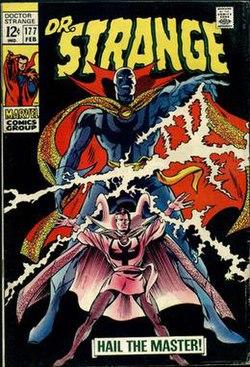 Doctor Strange (comic book) - Wikipedia