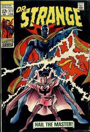 Doctor Strange #177 (February 1969), the debut...