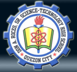 Logo of Don Alejandro Roces Sr. Science-Technology High School