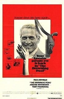 <i>The Drowning Pool</i> (film) 1975 film by Stuart Rosenberg