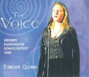 The Voice (Eimear Quinn song) - Image: Eimear Quinn The Voice