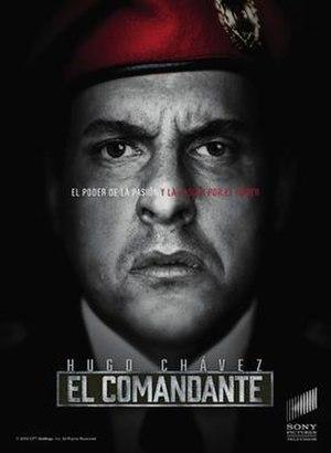 El Comandante (TV series) - Image: El Comandate poster