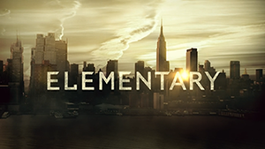 Elementary (TV series) - Image: Elementary intertitle