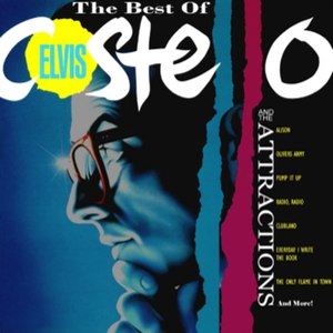 The Best of Elvis Costello and the Attractions - Image: Elvis costello best 1985