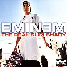 Eminem - The Real Slim Shady CD cover.jpg