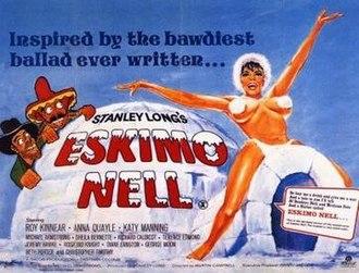 Eskimo Nell (film) - Image: Eskimo Nell Film Poster