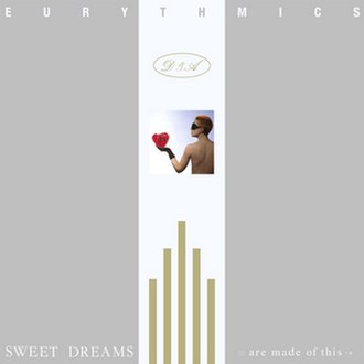 Sweet Dreams (Are Made of This) (album) - Image: Eurythmics Sweet Dreams (Are Made of This)