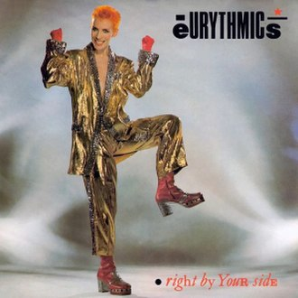 Right by Your Side - Image: Eurythmics RBYS