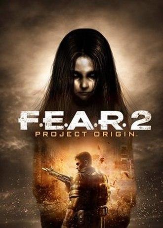 F.E.A.R. 2: Project Origin - Image: FEAR 2 Project Origin Game Cover