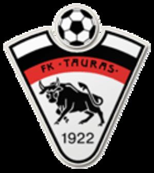 FK Tauras Tauragė - Image: FK Tauras