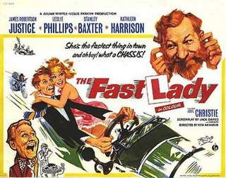 <i>The Fast Lady</i>