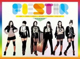 Vista (song) 2012 single by Fiestar